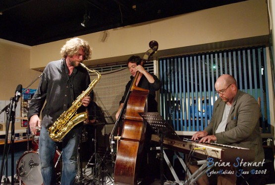 John Mackey Quartet - (D200_7260)