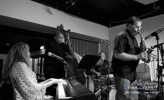 Errol Buddle Quartet - (D300_2686)