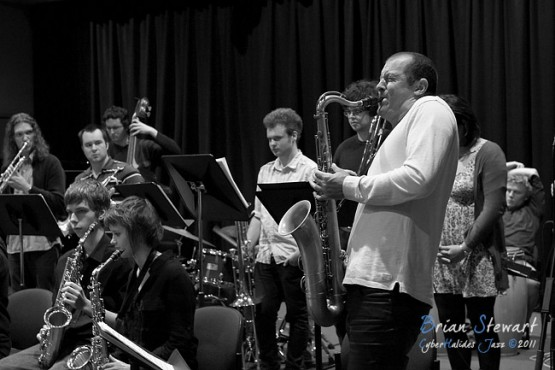 Oehlers & ANU Big Band - (D700_7493)