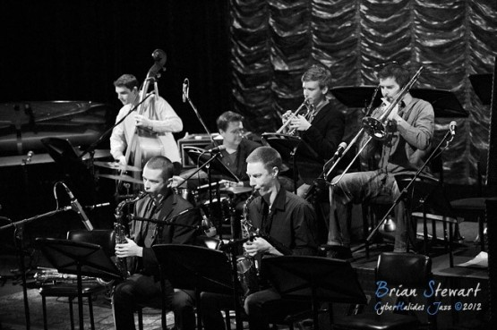 Andy Butler Large Ensemble - (D3S_23069)