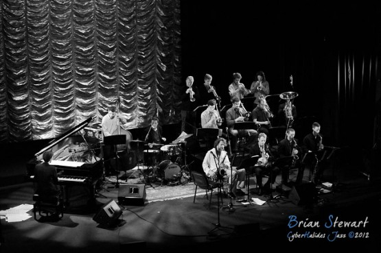 Andy Butler Large Ensemble - (D3S_23086)