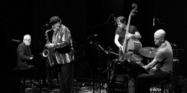 CJP - Joe Lovano Quartet - Street - 6 Jun 2015