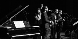 Friends Jazz Fundraiser - ANU - 27 Aug 2015